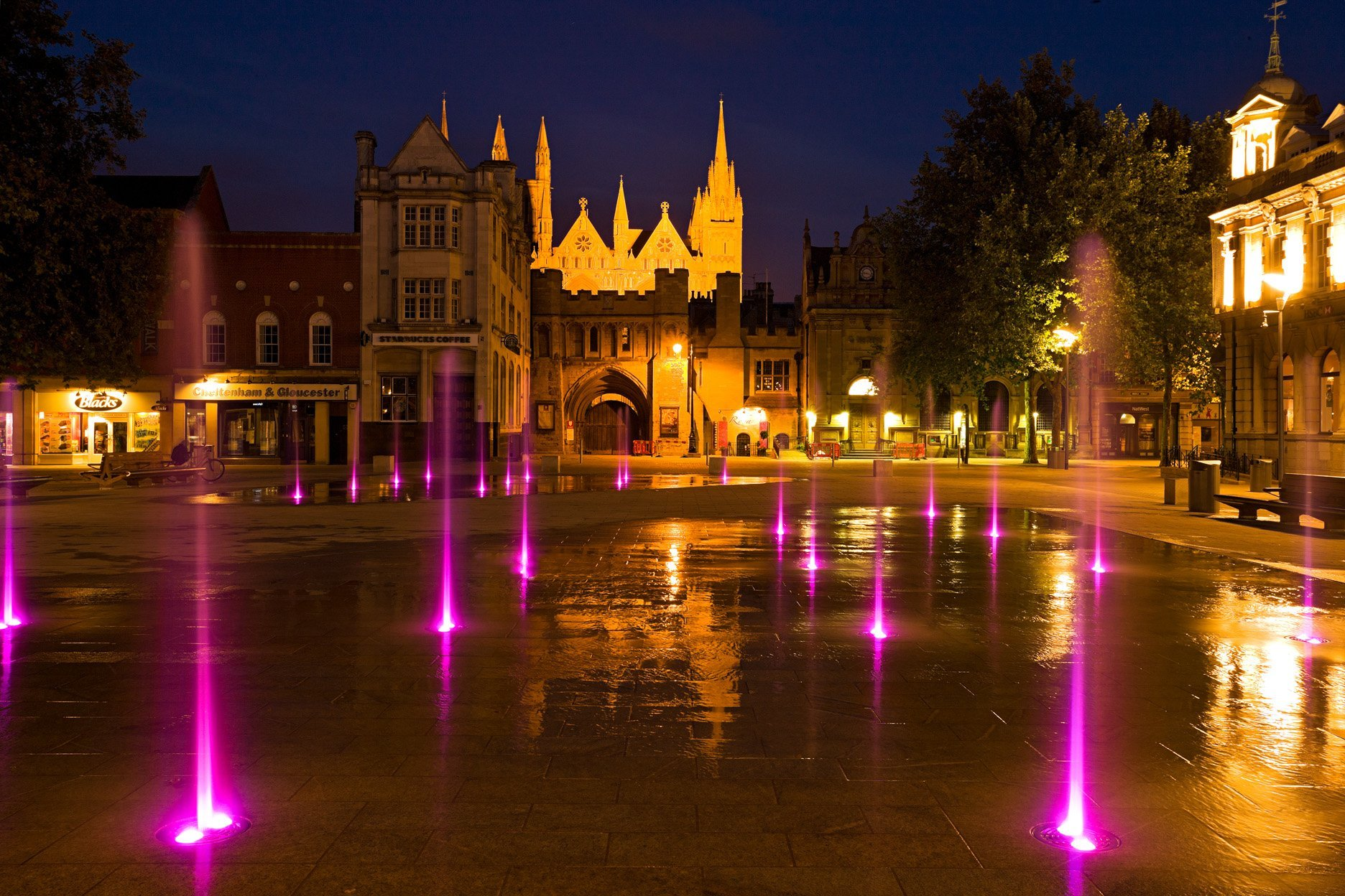 Cathedral-Square-Peterborough