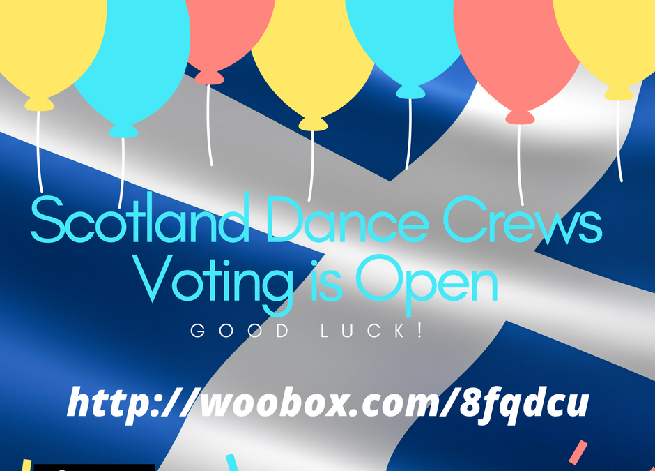 ExpiredScotland Hip Hop Dance Championships 2017 – Interactive Video Preselection