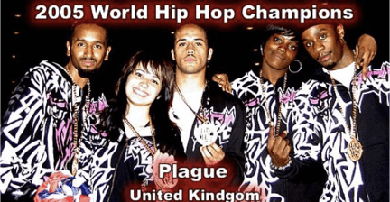 What is a Street Dance World Championship? Who is the REAL World Champion?