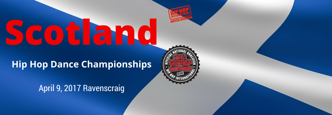ExpiredScotland Hip Hop Dance Championships 2018 – Video Preselection